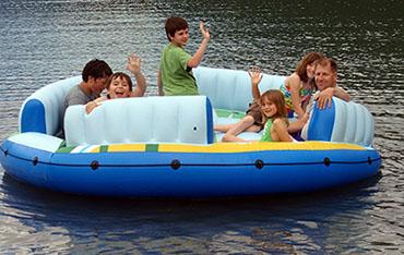 Cool off in refreshing Wallowa Lake!
